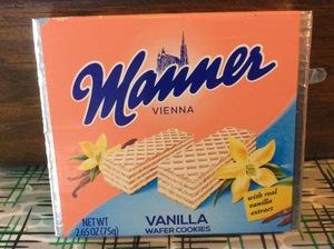 Manner Vanilla